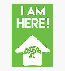 I Am Here Collection - Animal Kingdom Photographic Print
