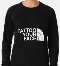 Sudadera ligera Logo de Tattoo Your Face