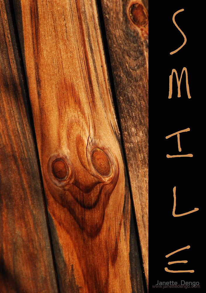 Smile by Janette Dengo