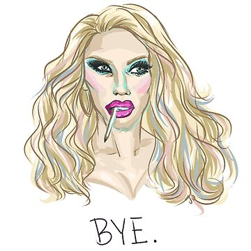 Draw Queens: Willam by joreebelle