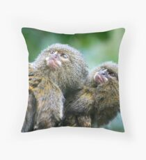 Whoa! Throw Pillow