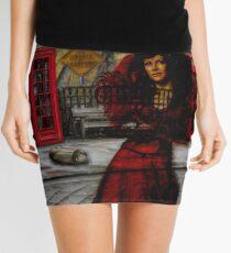 Ghosts in London Mini Skirt