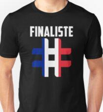 Finaliste Cup Du monde Black Shirt 2018 France BY WearYourPassion  Unisex T-Shirt