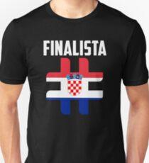 Finalista Cup Croatia Black Shirt 2018 BY WearYourpassion Unisex T-Shirt