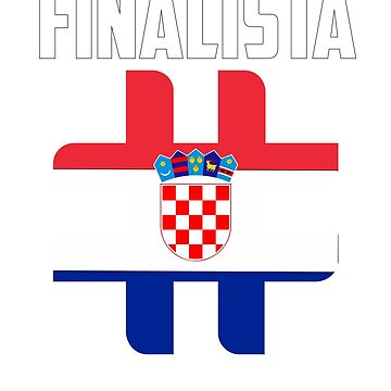 Finalista Cup Croatia Black Shirt 2018 BY WearYourpassion by domraf