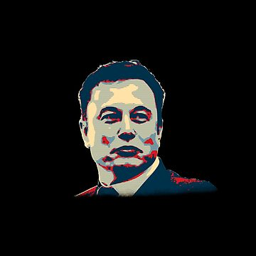 Elon Musk Poster by roccoyou