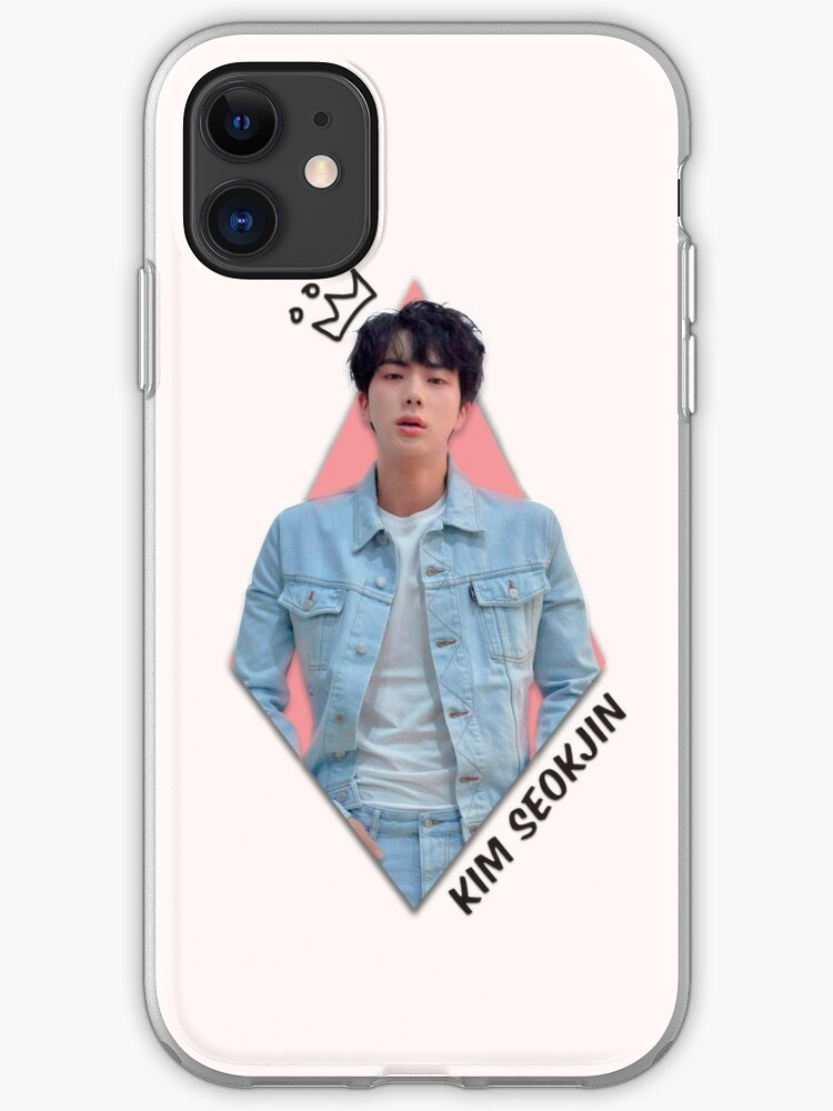 BTS Prince Jin iphone case