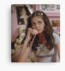 jackie - that 70s show Canvas Print