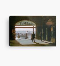Canns Flinders Street Station 19570103 0036 Metal Print