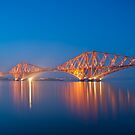 Forth Bridge by Peter Clarke