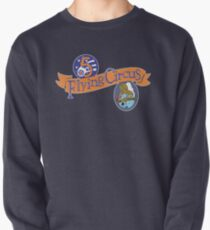 """380th Bombardment Group (380th BG) """"The Flying Circus"""" - Grunge Style Pullover"""