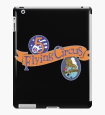 """380th Bombardment Group (380th BG) """"The Flying Circus"""" - Grunge Style iPad Case/Skin"""