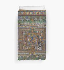 The Medicine Buddha Duvet Cover