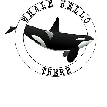 Whale hello there by jhussar