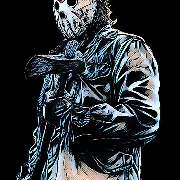Friday the 13th- Jason Voorhees by JTK667