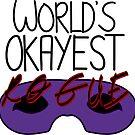 World's Okayest Rogue by pocketsizedquasar
