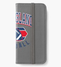 New England Football iPhone Wallet/Case/Skin
