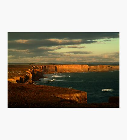 Port Campbell Coast Line,Great Ocean Rd Photographic Print