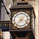 Tiffany`s Clock - HDR by Colin  Williams Photography