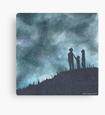 """Look Up""  Canvas Print"