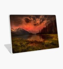Maligne Lake, Canada Laptop Skin