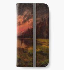 Maligne Lake, Canada iPhone Wallet/Case/Skin