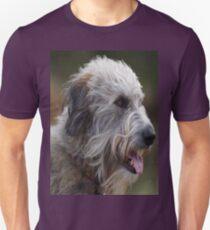 Irish Wolf Hound  Unisex T-Shirt