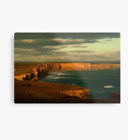 Port Campbell Coastline, Great Ocean Road Metal Print