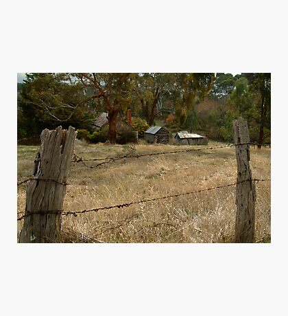 Country Charm Photographic Print
