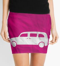 BBC Sherlock - A Study in Pink Mini Skirt