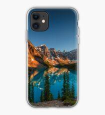 Moraine Lake - Canada iPhone Case