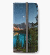 Moraine Lake - Canada iPhone Wallet/Case/Skin
