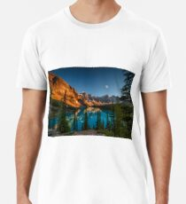Moraine Lake - Canada Premium T-Shirt