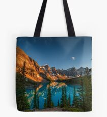 Moraine Lake - Canada Tote Bag