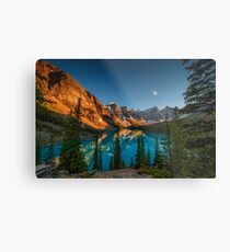 Moraine Lake - Canada Metal Print
