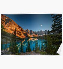 Moraine Lake - Canada Poster