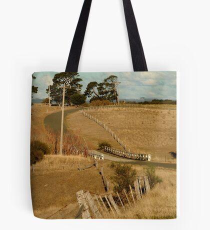 Coghill's Creek Bridge Tote Bag