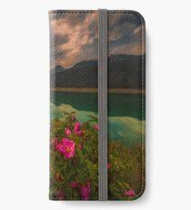 Medicine Lake - Canada iPhone Wallet/Case/Skin
