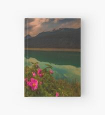 Medicine Lake - Canada Hardcover Journal