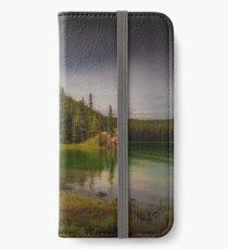 Maligne Lake - Canada iPhone Wallet/Case/Skin