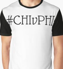 #CHIvPHI Graphic T-Shirt