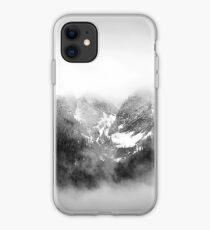 Mountain Peaks iPhone Case