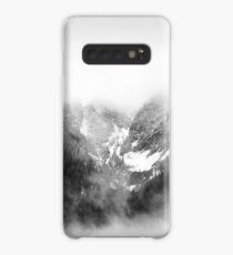 Mountain Peaks Case/Skin for Samsung Galaxy