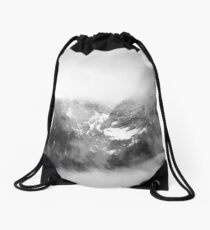 Mountain Peaks Drawstring Bag