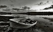 Dark Shores by Mark Robson