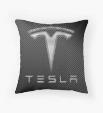 Tesla Kohlefaser Dekokissen