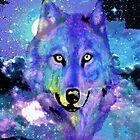 WOLF MOND STERNE von Saundra Myles