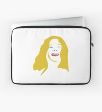 Janice Golden Laptop Sleeve