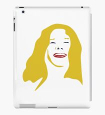 Janice Golden iPad Case/Skin