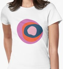 Rainbow Resin Women's Fitted T-Shirt